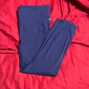 Navy blue Trinity Pocket fabletics
